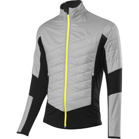 Löffler Primaloft 60 Hybrid jakke Herrer, grå/sort